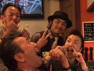 刺身パーティー
